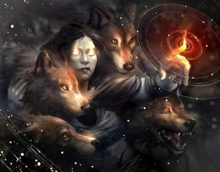 Фото: животные — слуги шаманов, интересные факты