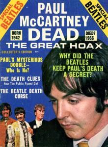 Фото: легенда о смерти Маккартни — интересные факты