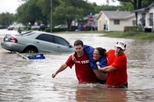 Фото: почему участились наводнения — интересные факты