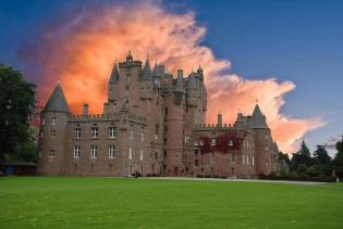 Фото: легенды замка Гламз — интересные факты