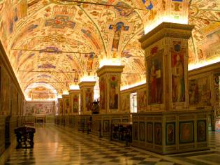 Фото: архив Ватикана — интересные факты