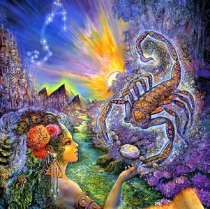 Фото: Скорпион — астропрогноз на август