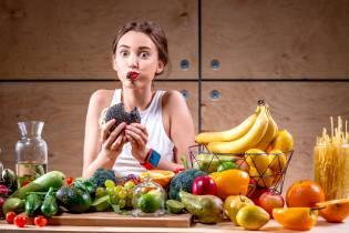 Фото: как овощная диета красоту и деньги притягивают?