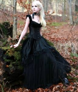 Фото: кошмар чёрного платья
