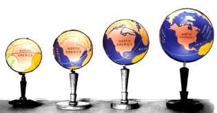 Фото: гипотеза расширяющейся Земли, интересные факты