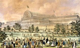 Фото: Хрустальный дворец — интересные факты