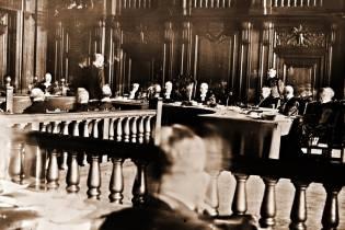 Фото: суд в Лейпциге — первое заседание, интересные факты