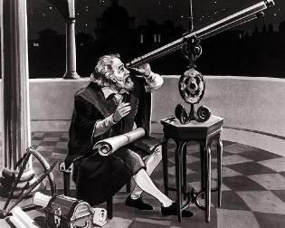 Фото: телескоп — история, интересные факты