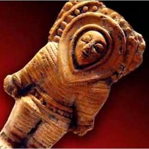 Фото: космонавты древности в Ираке, интересные факты