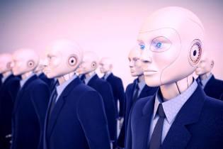 Фото: роботы учатся лгать — интересные факты