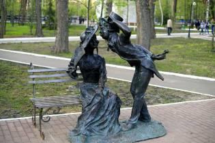 Фото: памятники влюблённым — интересные факты