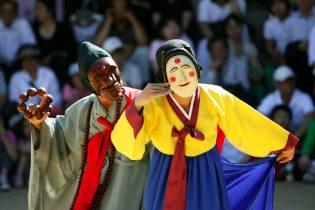 Фото: Фестиваль масок в Андоне, интересные факты