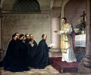 Фото: иезуиты — кто это, интересные факты