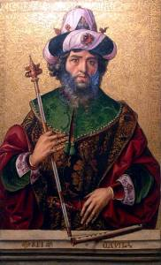Фото: существовал ли царь Давид, интересные факты