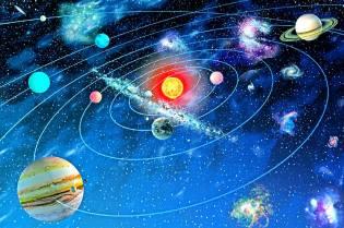 Фото: Солнечная система — интересные факты