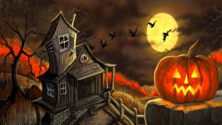 Фото: праздник Хэллоуин — интересные факты
