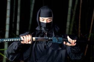 Фото: ниндзя — кто это, интересные факты
