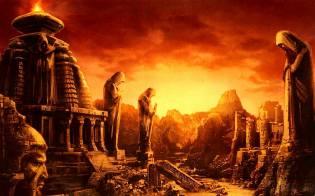 Фото: ядерная война древности, интересные факты