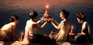 Фото: праздник Лой Кратонг — интересные факты