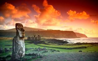 Фото: остров Пасхи — интересные факты