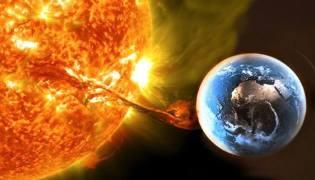 Фото: вспышки на Солнце и защита — интересные факты