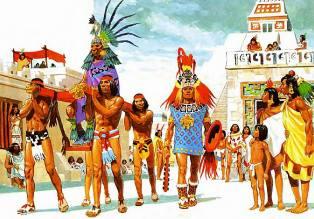 Фото: ацтеки — что их погубило, интересные факты