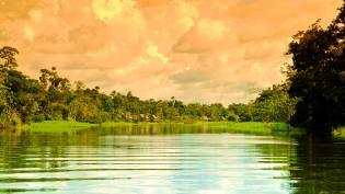 Фото: река Амазонка — интересные факты