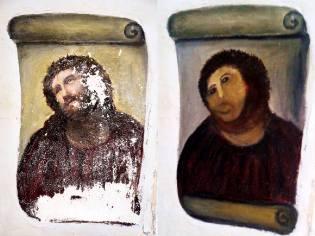 Фото: реставрация икон и фресок, интересные факты