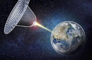 Фото: энергия Луны из космоса, интересные факты