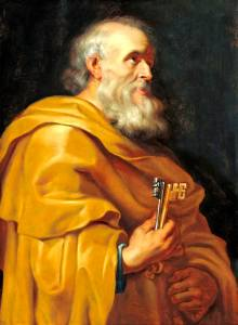 Фото: апостол Пётр — интересные факты