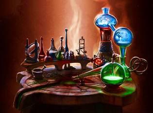 Фото: алхимия — что это, интересные факты