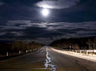 Фото: проклятые места на дорогах, интересные факты