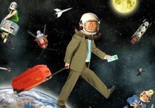 Фото: туры в космос — интересные факты