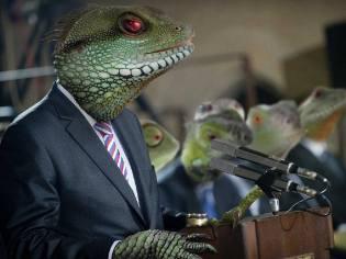 Фото: рептилоиды идут — интересные факты