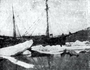 Фото: гибель экспедиции Русанова, интересные факты