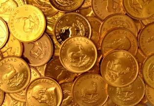 Фото: золото президента Крюгера — интересные факты