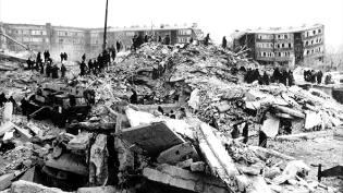 Фото: Спитакское землетрясение — интересные факты