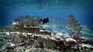 Фото: подводные города — интересные факты