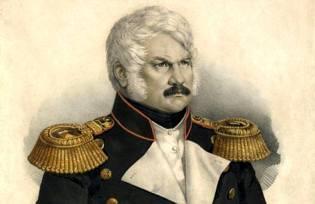 Фото: генерал Ермолов — интересные факты