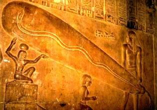 Фото: электричество времён фараонов, интересные факты