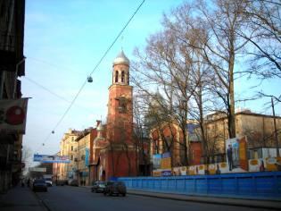 Фото: церковь Анны Кашинской — интересные факты