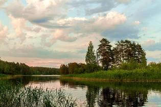 Фото: Большое Святое озеро — интересные факты