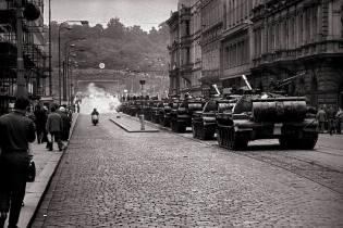 Фото: ввод войск в Чехословакию — интересные факты
