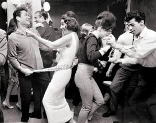 Фото: танцы в СССР — интересные факты