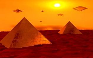 Фото: интригующий эффект пирамид, интересные факты