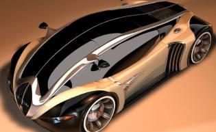 Фото: автомобиль будущего — интересные факты