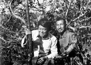 Фото: сопротивление японских солдат после войны