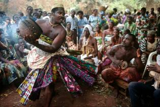 Фото: культ вуду на Гаити — интересные факты