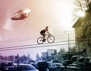 Фото: велодорожка в небесах — интересные факты