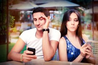 Фото: развод из-за телефона — интересные факты